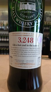 SMWS 3.248 - Like a hot coal in the mouth