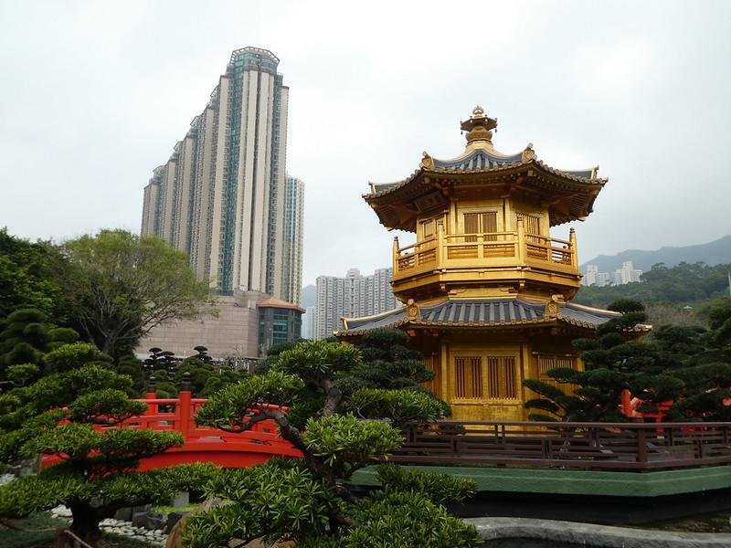 Nan Lian Gardens, Kowloon