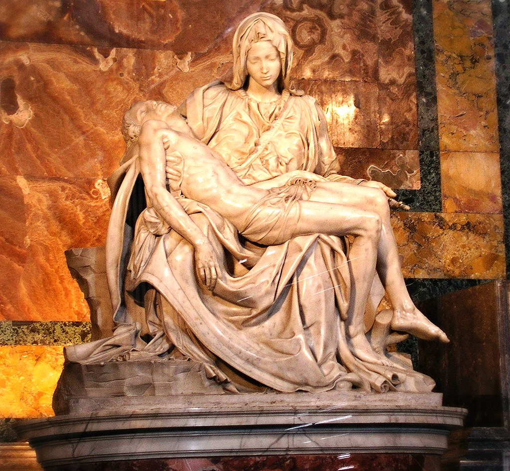 pieta michelangelo the pieta is a world famo flickr  pieta michelangelo by paweesit
