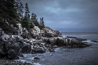 Acadia National Park - Angry Coast | by R'lyeh Imaging