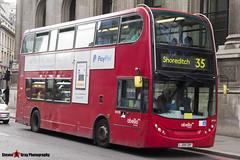 Alexander Dennis Trident Enviro 400 - LJ09 CBY - 9439 - Abellio London - London - 140926 - Steven Gray - IMG_0209
