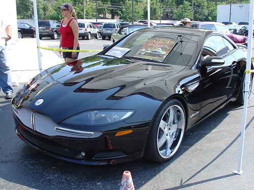 Fisker at Dream Cruise | by motorcityautospa