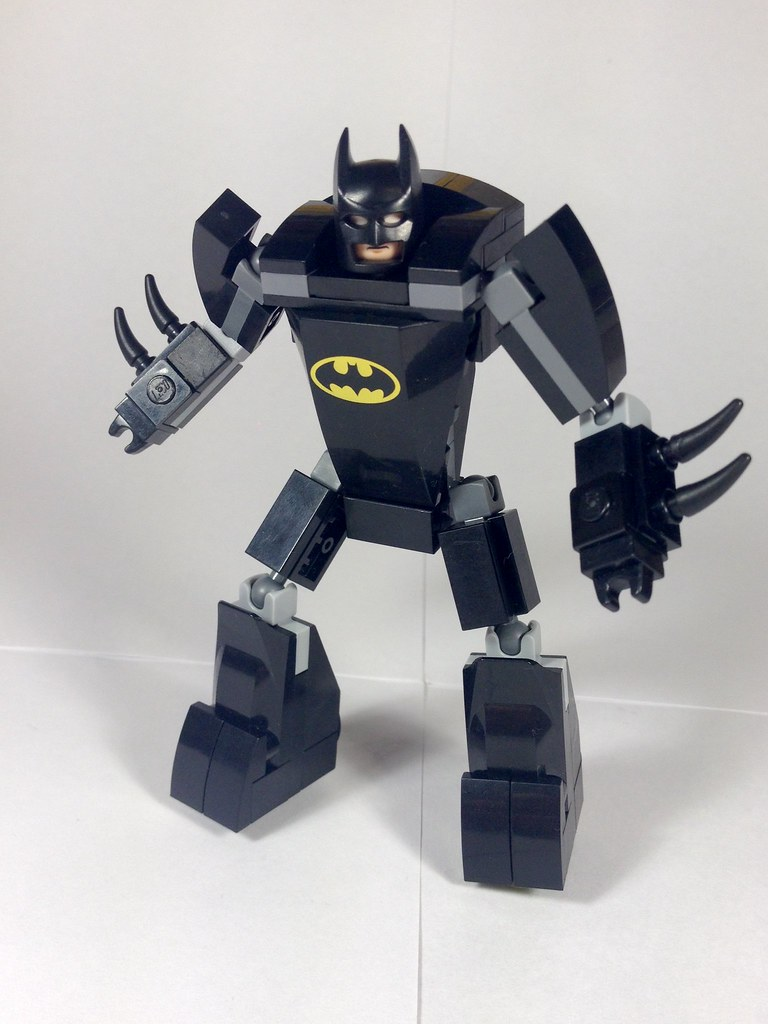 Exceptional ... The Batmech | By Lego Lewis