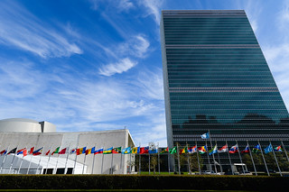 United Nations Headquarters | by versello