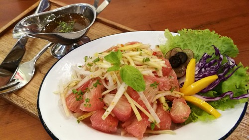 DavaoFoodTripS.com | Pomelo Salad - Sundays Modern Home Cooking at Go Hotels Lanang Davao