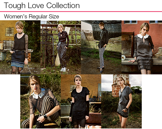 615 Tough Love Collection