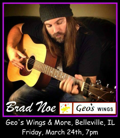 Brad Noe 3-24-17