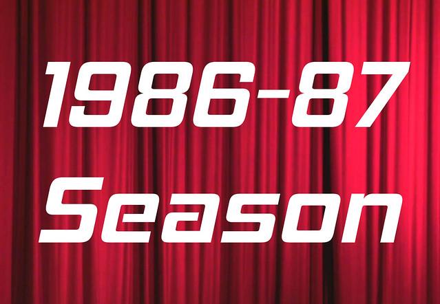 1986-87 Season