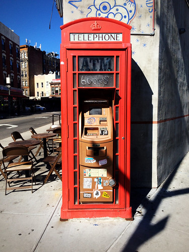 ATM Phonebooth NY (April 3 2016)