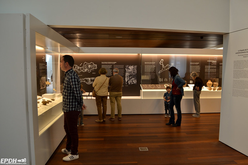 Un programa museografico totalmente actualizado.