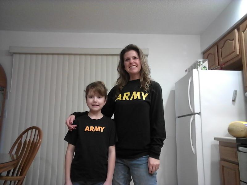 Army Twins