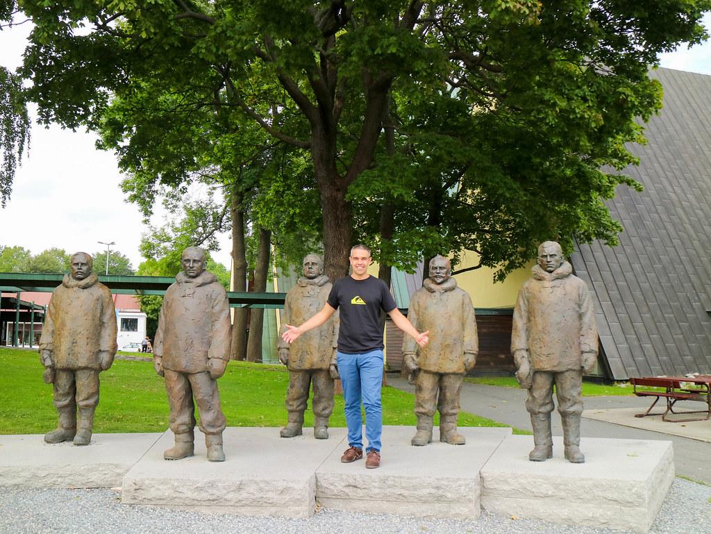 Ruta por Oslo en 1 día