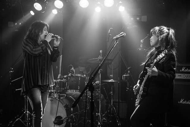 No limits live at 獅子王, Tokyo, 15 Apr 2017 -00082