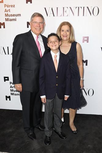 Alberto, Javier & Susana Ibarguen