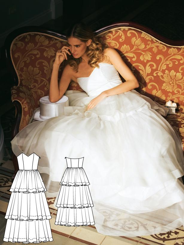 Wedding Dress 101B