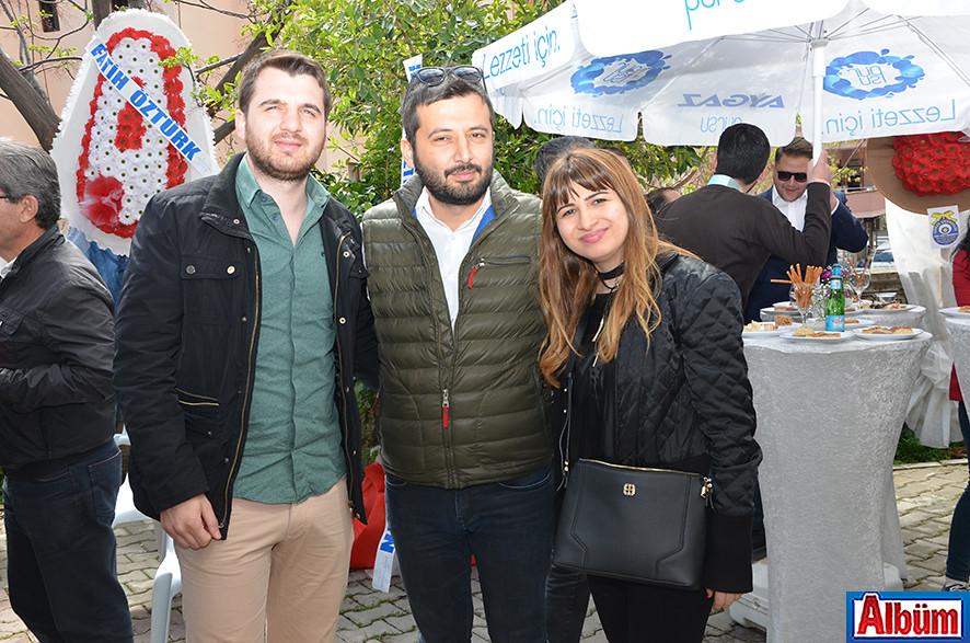 Semih Ok, Mümin Şimşek, Aynur Özcan