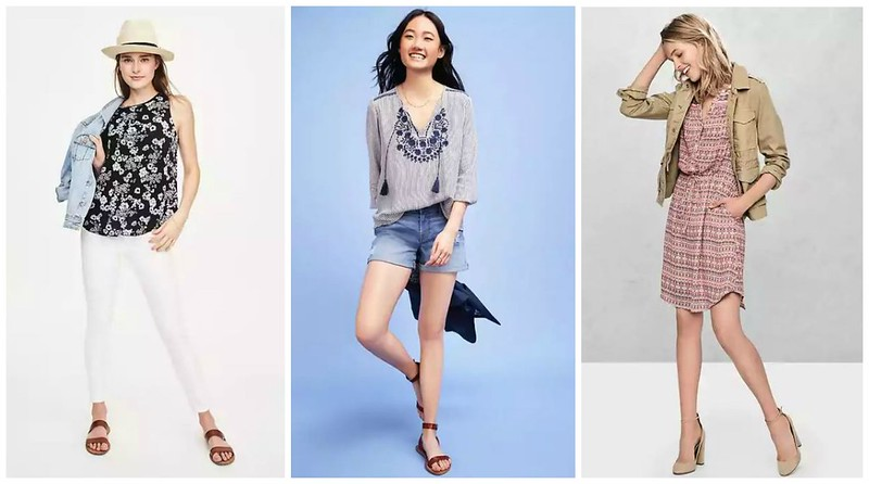 no exclusions sale gap and old navy; Style On Target blog