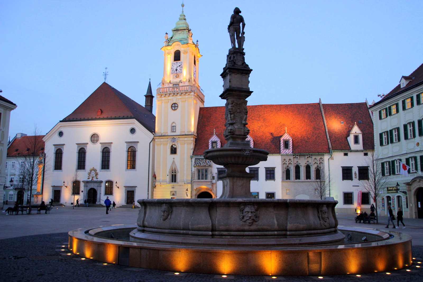 Bratislava Old Town Guide