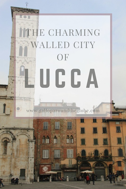 The Charming Walled City of Lucca, Tuscany