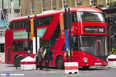 Wrightbus NRM NBFL - LTZ 1122 - LT122 - Shepherd's Bush 148 - RATP London - London 2017 - Steven Gray - IMG_8243