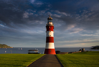 Smeaton's Tower cloudscape | by snowyturner