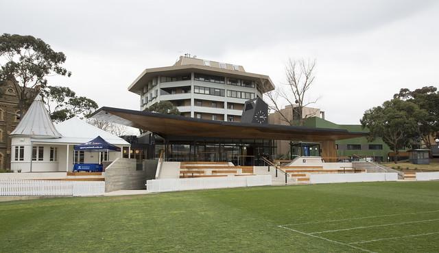 The Ernie Cropley Pavilion
