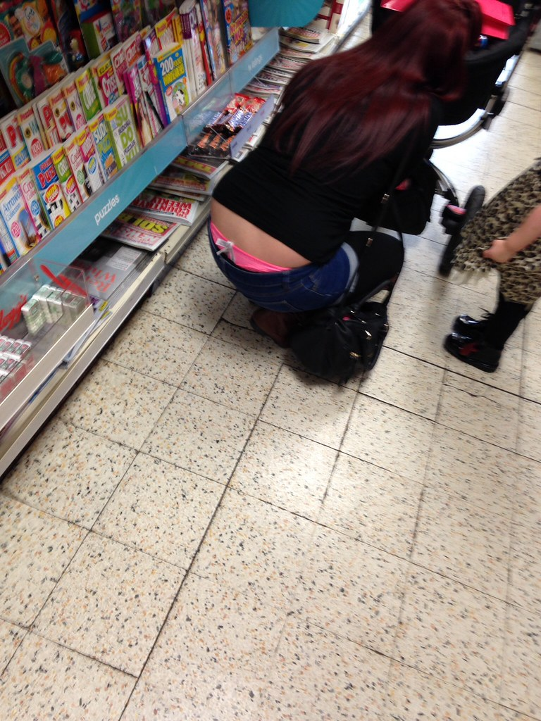 Thong On The Floor
