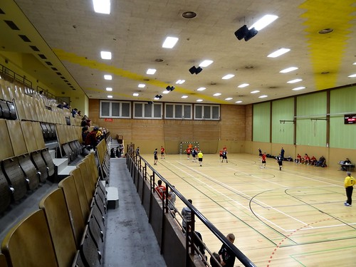 Sporthalle am Kronenbusch, Wesseling