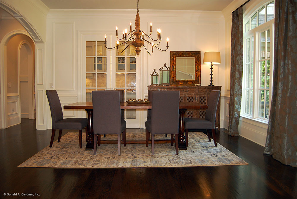 ... Plan #1178 - The Carrera: Dining Room | by Donald Gardner