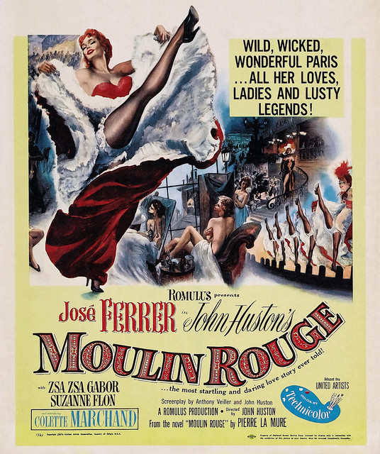 Moulin Rouge - 1952 - Poster 1