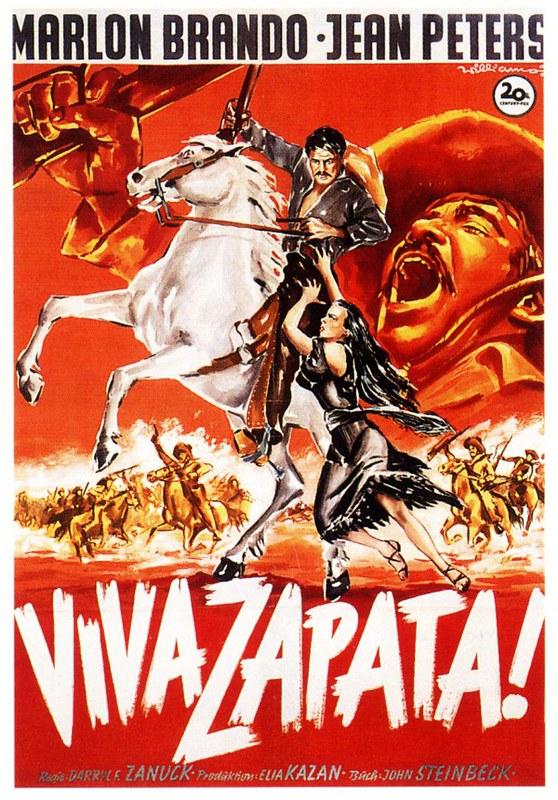 Viva Zapata! (1952) | A Grande Ilusão