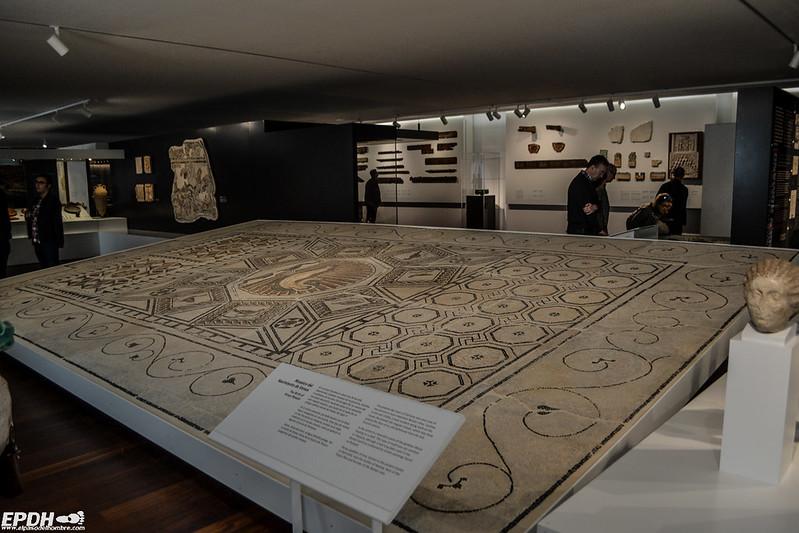 El mosaico del nacimiento de Venus