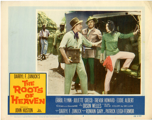 The Roots of Heaven - lobbycard 3