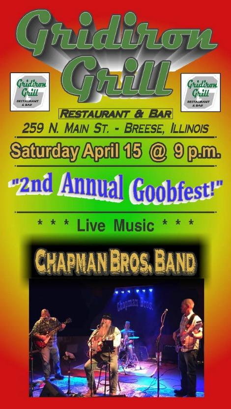 Chapman Bros 4-15-17
