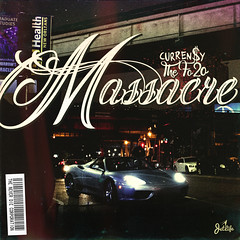 Curren$y - The Fo20 Massacre (Front)