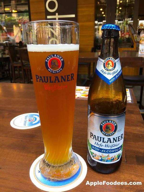 Brotzeit German Bier Bar & Restaurant - Paulener Non-alcoholic German Beer