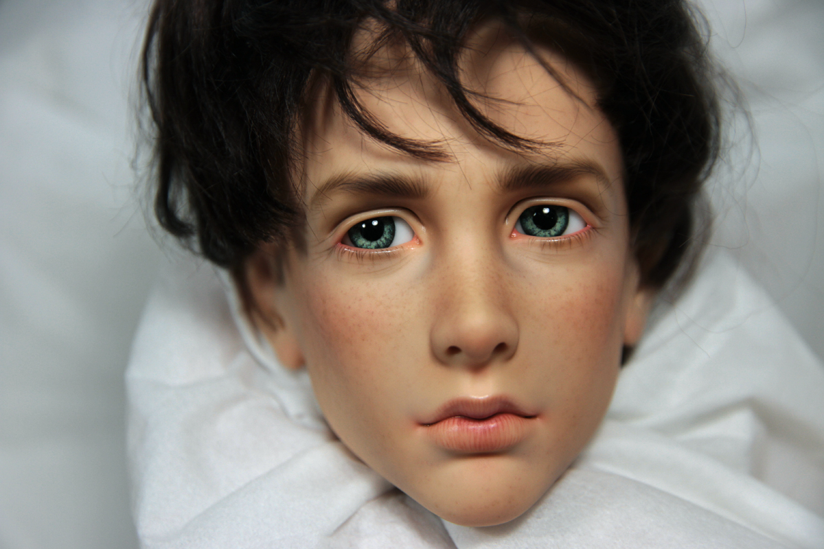 Faceup Commission for Frédéric