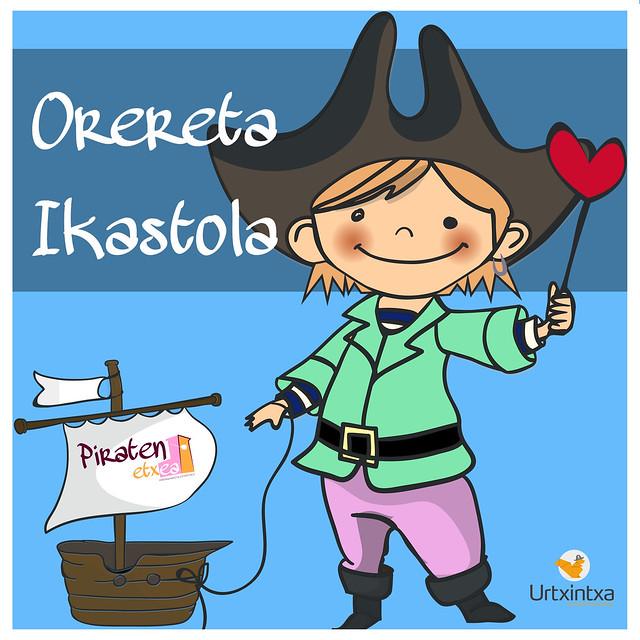 Egonaldi Pirata- Orereta Ikastola 2017/06/1-2