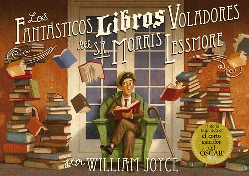 Portada del libro Los fantásticos libros voladores del Sr. Morris Lesmore