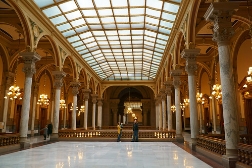 Indiana State Capitol Interior