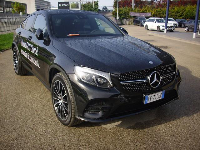 Test Drive Auto: Provata la Mercedes GLC Coupè