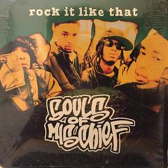 SOULS OF MISCHIEF:ROCK IT LIKE THAT(JACKET A)