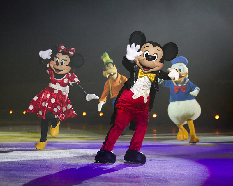 DOI Mickey Mouse & Friends. Credit © Disney