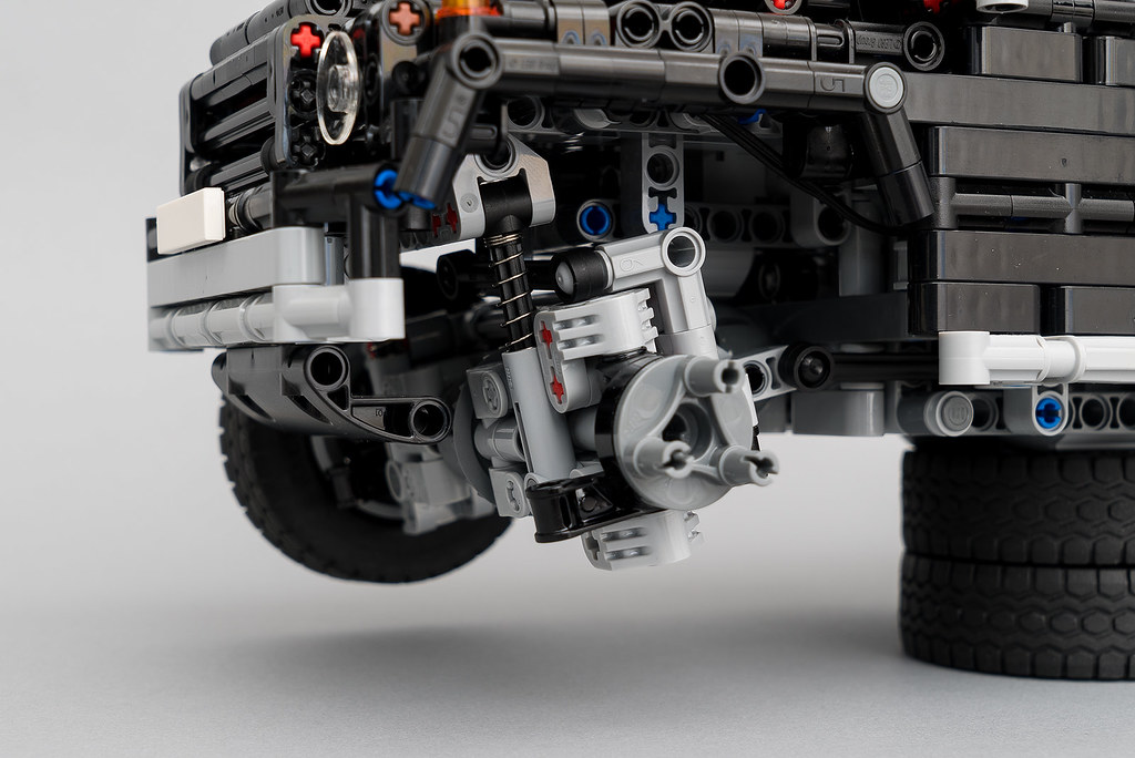 Moc Compact 6x6 Pickup Lego Technic And Model Team