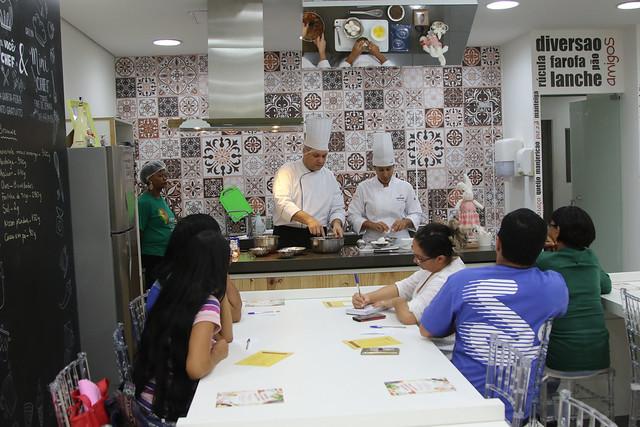 Senac oferece oficinas gratuitas de Páscoa no Pátio Brasil