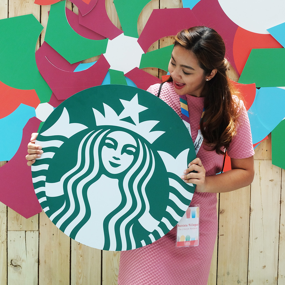 Patty Villegas - The Lifestyle Wanderer - Starbucks - Philippines - Frappuccino - Grand Launch - Mall of Asia Atrium - Pop'zel Coffee -24