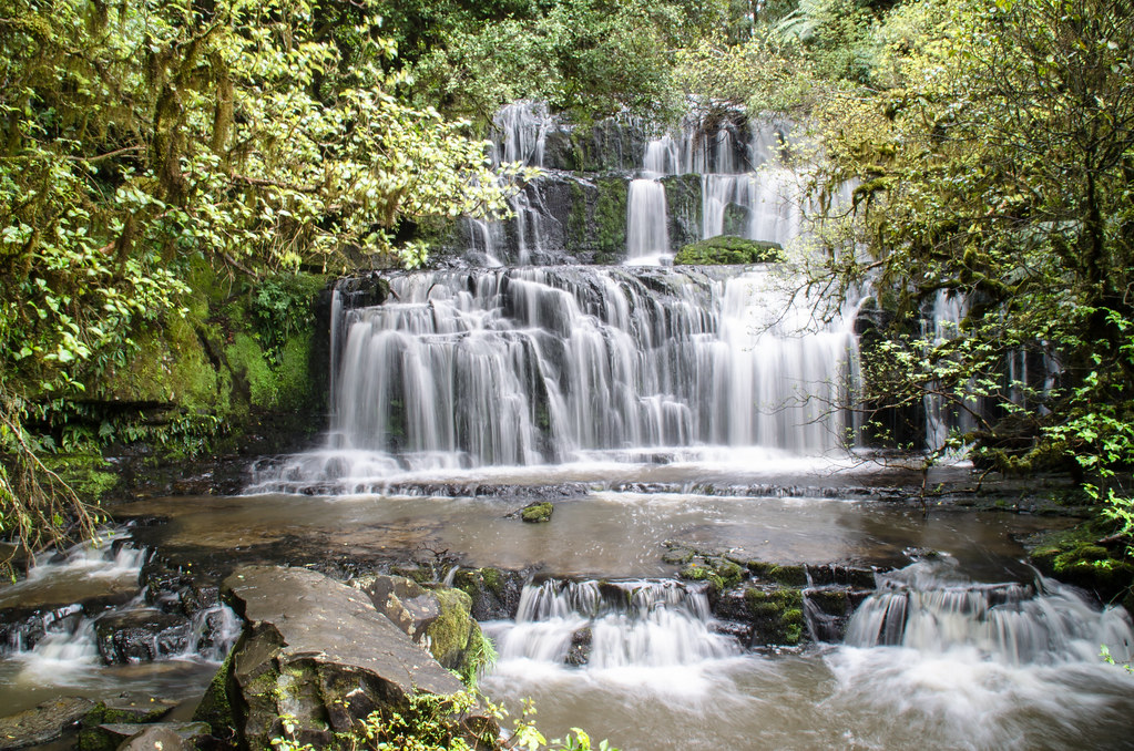 Visit romantic waterfalls on your break in South Wales