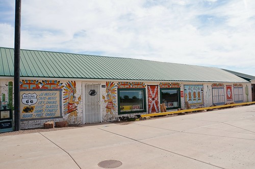 Jack Rabbit Trading Post - Route 66, Joseph City, Arizona | by RoadTripMemories