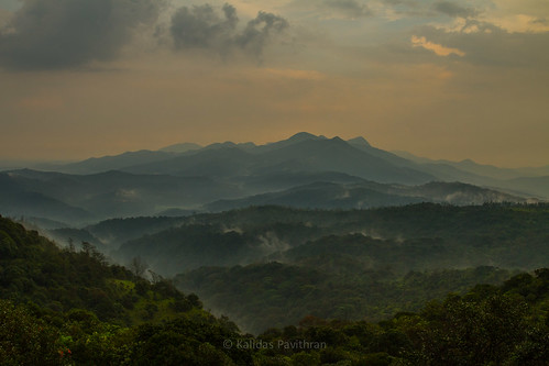 Coorg hills | by Kalidas Pavithran