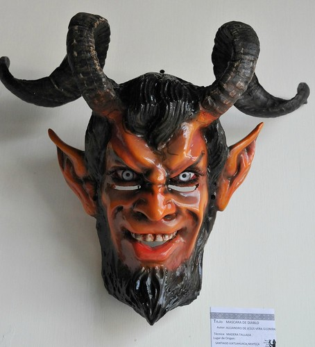 The Devil S Music De Maskers: This Sly Devil Was Created By